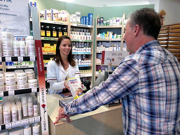 Rosen Apotheke im Rosental