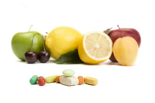 Nahrungsergänzungsmittel aus der Rosen Apotheke - Supplements, Vitamine, Mineralien