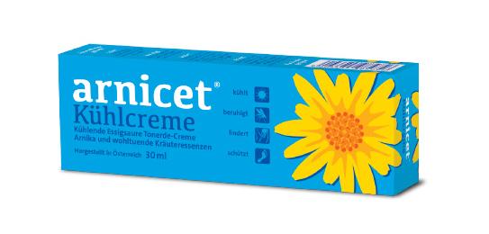 Arnicet Kühlcreme