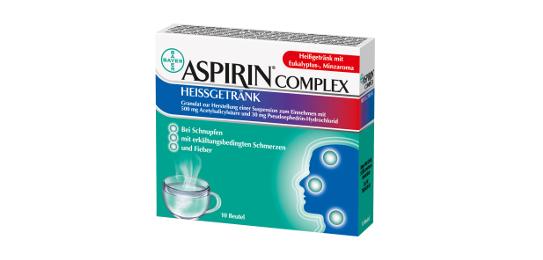 Aspirin Complex Heißgetränk